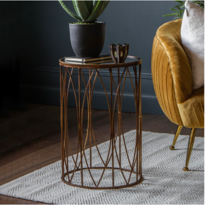 Hudson Living Highgate SideTable