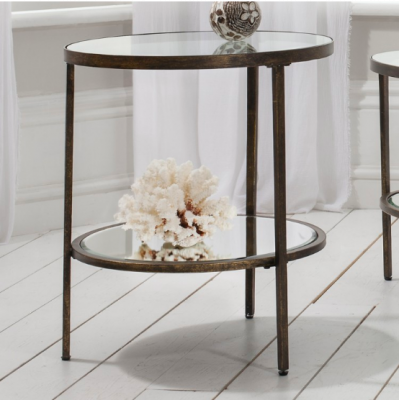 Hudson Living Hudson Side Table