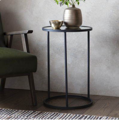 Hudson Living Hutton Side Table