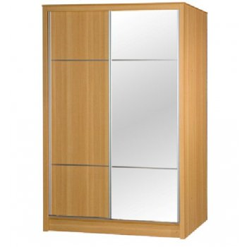 Studio 2 Door Sliding Wardrobe