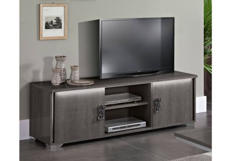 MCS Dover Grey TV Stand.