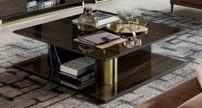 Camel Group Volare Walnut Maxi Coffee Table