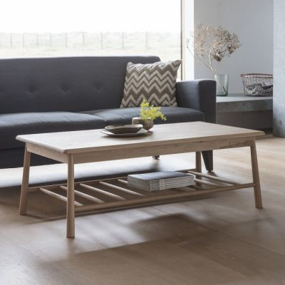 Hudson Living Wycombe Rectangle Coffee Table